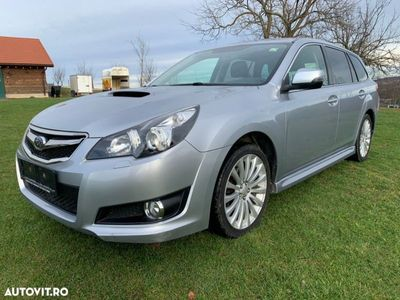 second-hand Subaru Legacy Kombi