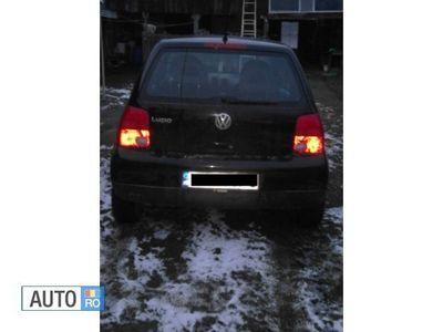 second-hand VW Lupo 2002, stare f.buna, 1000cc, cauci noi, accept schimb