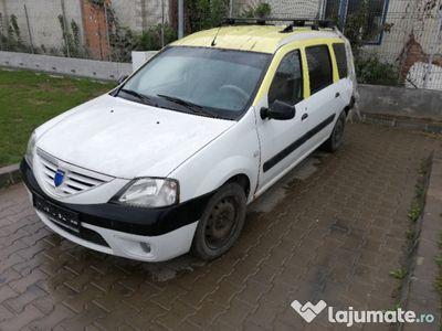 used Dacia Logan MCV 1.5 diesel.