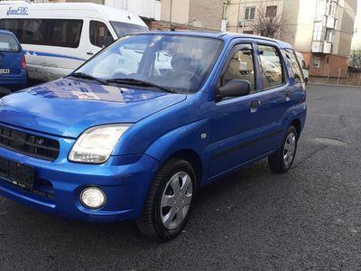 second-hand Subaru Justy G3xan 2004,Motor 1.3 benzină