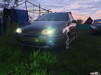 second-hand Fiat Punto GT, 1.4 benzina, 130 cp, an 1997