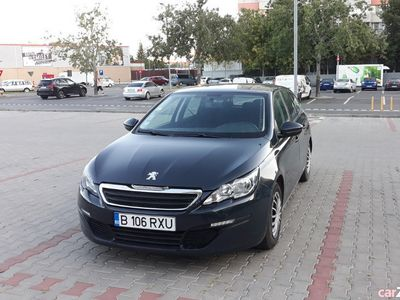second-hand Peugeot 308 An 2015, 1.6 HDI, 5480E
