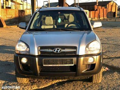 brugt Hyundai Tucson