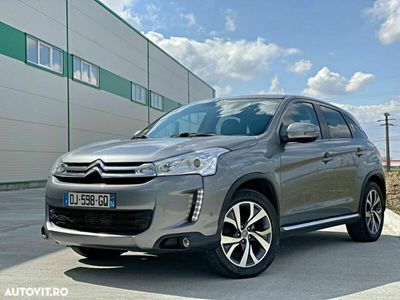second-hand Citroën C4 Aircross