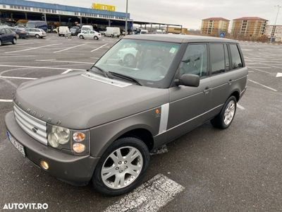 second-hand Land Rover Range Rover 3.0