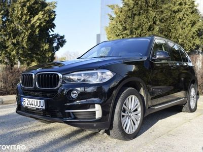 brugt BMW X5 din 2014