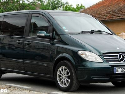 second-hand Mercedes Viano