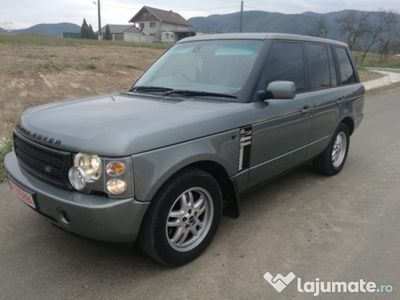 second-hand Land Rover Range Rover Voque 3.0D an 2004 full option