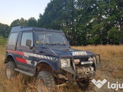 used Suzuki Samurai sj500 japonez