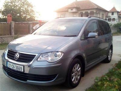 second-hand VW Touran