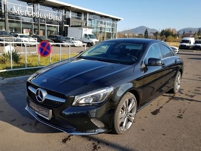 second-hand Mercedes CLA200 CLAd Coupe