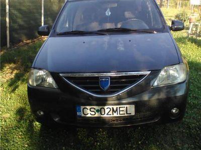 second-hand Dacia Logan cu AC si GPL