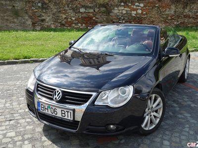 second-hand VW Eos 2 l fsi, 150 cp, 64.558 km reali