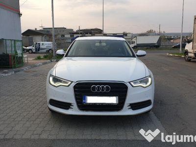 second-hand Audi A6 bine intretinut