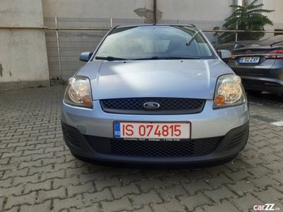second-hand Ford Fiesta 2007 euro 4 benzina