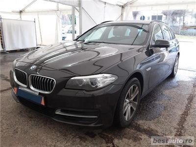 second-hand BMW 520 D Business, Kombi, 2014, 185 CP, Euro 6, Manual