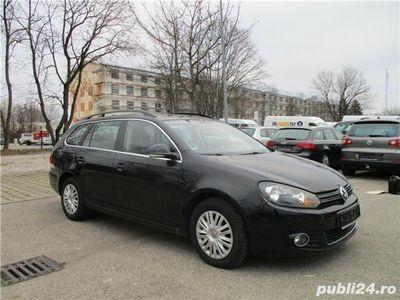 used VW Golf VI an 2011, Euro 5, stare deosebita, diesel, motorizare comon rayl, 143 C.P.