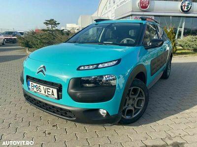 second-hand Citroën C4 Cactus BlueHDi