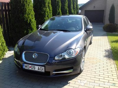 second-hand Jaguar XF 3.0 diesel euro 5 240cp