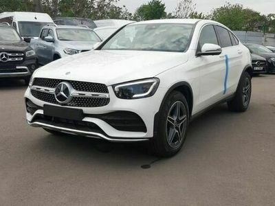 second-hand Mercedes 200 GLC Coupe