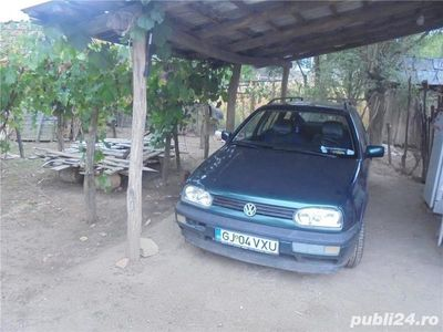 second-hand VW Golf III