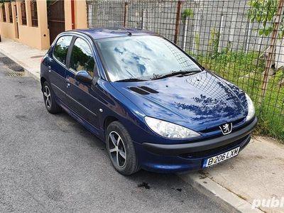 second-hand Peugeot 206 an 2006, 1.4 benzina, Euro IV