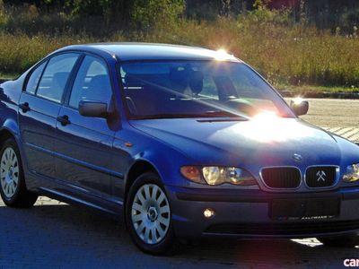 second-hand BMW 316 E46 i EURO 4 an 2003, AUTOMAT, Clima, Senzori