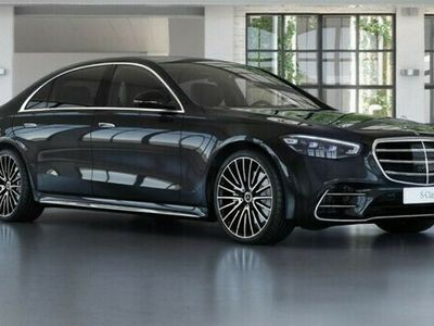 second-hand Mercedes S500 Lang 4-Matic