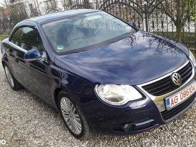 second-hand VW Eos Individual Piele, incalzire scaune carte service