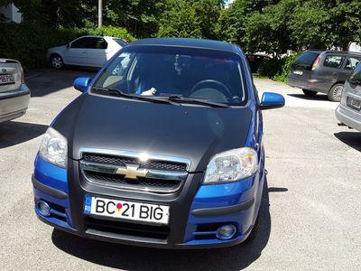 second-hand Chevrolet Aveo 2007 benzina PERFECTA