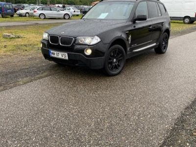 second-hand BMW X3 facelift 4×4