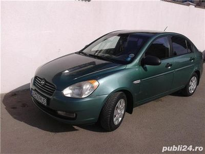 second-hand Hyundai Accent 110 cp