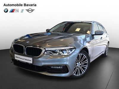 second-hand BMW 530 d xDrive Touring Sport Line
