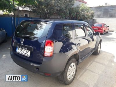second-hand Dacia Duster 1600