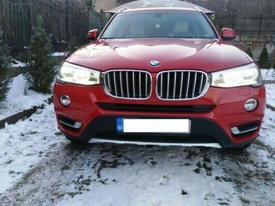 second-hand BMW X3 2016