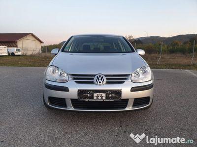 second-hand VW Golf 5;benzina;euro 4;