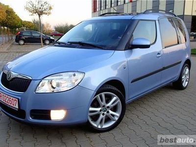 second-hand Skoda Roomster 1.9 tdi - an 2008 - panoramic