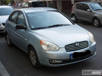 second-hand Hyundai Accent