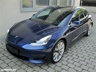 second-hand Tesla Model 3