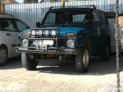 second-hand Lada niva