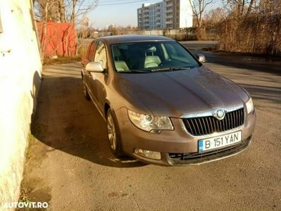 second-hand Skoda Superb 1.6