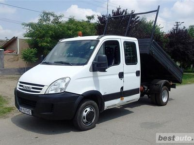 second-hand Iveco 35.12 DailyHPi Basculabil