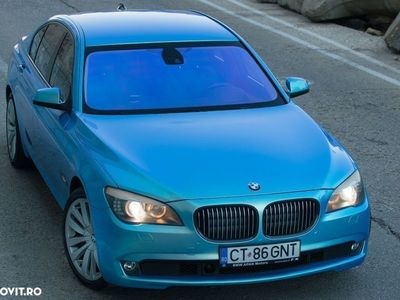 second-hand BMW 730 Seria 7