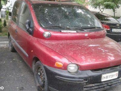 second-hand Fiat Multipla