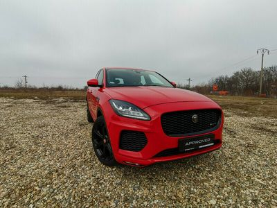 second-hand Jaguar E-Pace 2.0 I4 DIESEL (180PS) FIRST EDITION