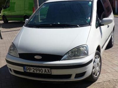 second-hand Ford Galaxy 1.9 tdi116cp 6+1trepte clima