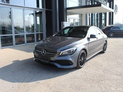 second-hand Mercedes CLA220 d Coupe