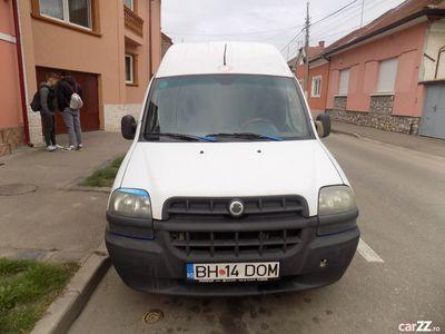 second-hand Fiat Doblò 1,9 D, 2003, imatriculat, functional