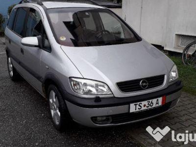 second-hand Opel Zafira diesel 2.2 dti