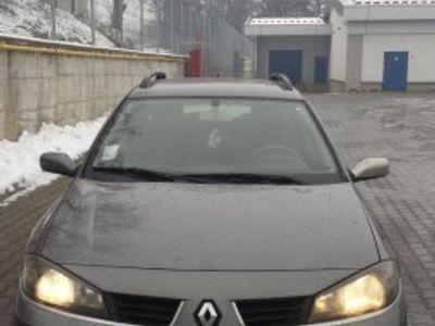 second-hand Renault Laguna II ,